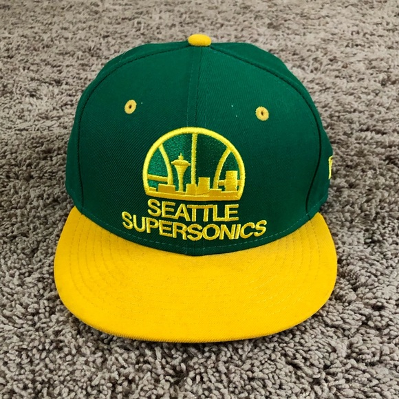 New Era Other - Seattle Supersonics Hat